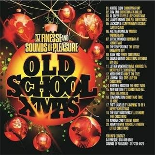 DJ Finesse and Sounds of Pleasure – Old School Xmas Bootleg