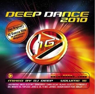 Deep Dance Vol. 16 2CD
