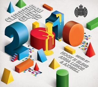 Ministry Of Sound Clubbers Guide to 2010 3CD