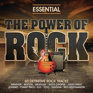 Essential the Power of Rock 3CD