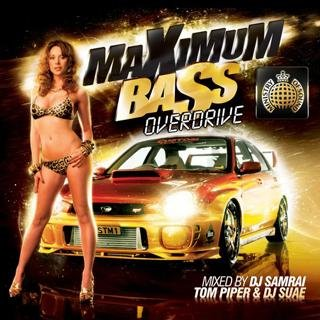 Ministry of Sound Maximum Bass Overdrive 3CD