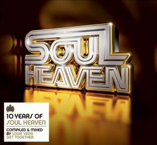 Ministry Of Sound 10 Years Of Soul Heaven 3CD